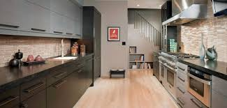 how to make a small galley kitchen work galley kitchen makeover ideas to create more space