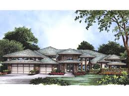 Southwest Style Home Plans Daytona Southwestern Style Home Plan 047d 0164 House Plans And More