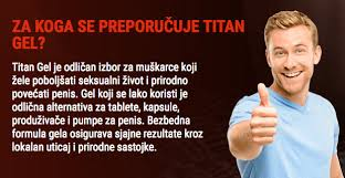 titan gel namjena primjena rezultati potencija povećanje penisa