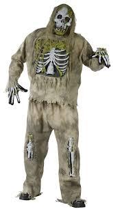 scary zombie horror mens halloween fancy dress