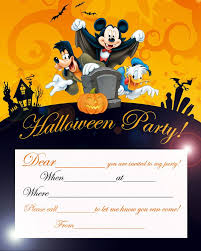 halloween birthday party clipart clipartxtras