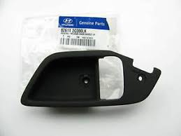 2003 hyundai tiburon door handle 826112c000lk left interior door handle bezel oem for 2003 2008