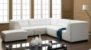 Cheap White Leather Sectional Sofa Awesome Leather Sectional Sofa Bed Canada Okaycreations Within