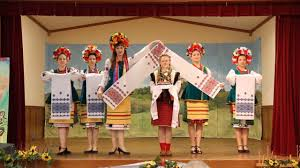 ukrainian thanksgiving 2016 ukrainian easter bazaar trepet dance 1 youtube