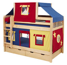 Childrens Bedroom Space Saving Ideas Bedroom Interesting Kid Bedroom Decoration Using Kid Blue Red