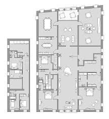 Palazzo Floor Plan Ca U0027 Cerchieri Piano Nobile Venice Apartment For Rent In Dorsoduro