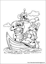 pirate garfield coloring pages comic book coloring pages