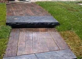 2017 Stamped Concrete Patio Cost Wood Stamped Concrete Diy Stamped Concrete Stamped Concrete Patio