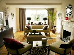 Exellent Home Design Elegant Maroon Living Room Design Home - Decorated living rooms photos