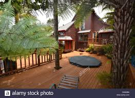 colonial house style new zealand colonial style timber weather board house and decking