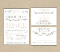carlton invitations wedding invitations and rsvp printable wedding invitation and rsvp