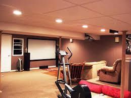 low ceiling basement remodeling ideas u2014 optimizing home decor