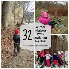 Nature Activities images 32 fun winter nature walk activities for kids rain or shine mamma jpg