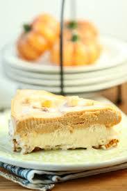 light pumpkin dessert recipes frosty pumpkin ice cream pie low calorie low fat food done light