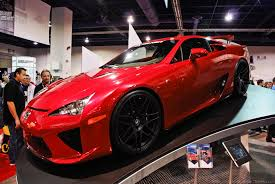 lfa lexus red file sema falken 2011 lexus lfa flickr moto club4ag jpg