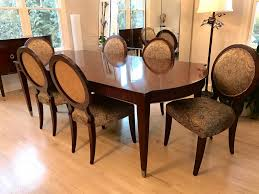 Thomasville Dining Room Thomasville Dining Set Craigslist Ethan Allen Chairs Used Double