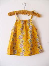 anemone simple baby dress