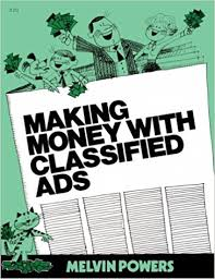 making money with classified ads melvin powers 9780879804350