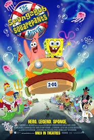 the spongebob squarepants movie movie poster 8 of 9 imp awards