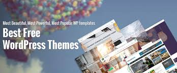 best free 55 best free themes and templates for 2018
