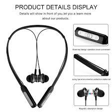 aliexpress qcy online shop qcy bh1 wireless headphones ipx5 waterproof sports
