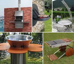 barbeque bonanza 15 great outdoor grill designs urbanist