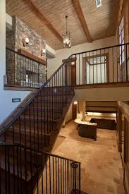 Entry Stairs Design The Plain Bar A Baluster For Any Style