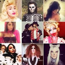 celebrity instagram pictures for halloween 2014 popsugar celebrity