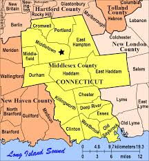 Illinois Map Of Cities by Map Of Towns In Middlesex And New Haven County Ct Modern Towns