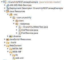 tutorial java jersey how to call your restful web service using jmeter perform a simple