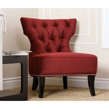 Burgundy Accent Chairs Living Room Burgundy Accent Chair Accent Chair Pinterest Room
