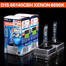 oem osram hid xenon headlight bulb d1s 66140 cbh 6000k headlight