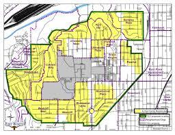 tcu parking map tcu neighborhood overlay and the questions you should be