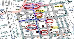 map of hat yai one hatyai shopping district