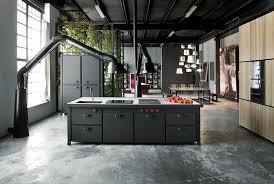 industrial interior thiết kế nội thất phòng bếp theo phong cách industrial interior 1