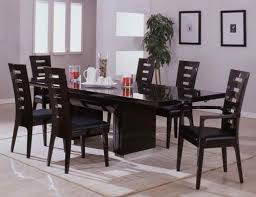 dining tables contemporary round dining table and chairs kitchen