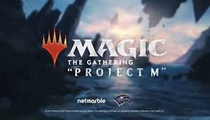 netmarble wizards of the coast collaborating on magic the