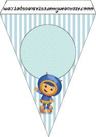 195 umizoomi printables images parties 4th