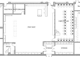 automotive shop layout floor plan lake central high school room concepts february 2012
