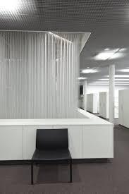 chain curtain hair salon screen