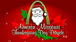 annual thanksgiving day parade st louis mo