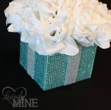 Tiffany Blue Flowers A Tiffany Blue Quinceanera Xv Themes My Perfect Quince