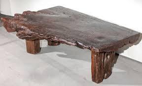 furniture remarkable slab wood coffee table ideas latest slab