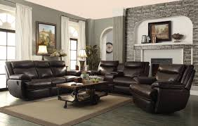 Leather Reclining Sofa And Loveseat Coaster Macpherson Casual Leather Match Reclining Sofa Coaster
