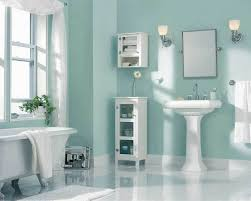 tile paint colors vintage blue tile in bathroom what color to
