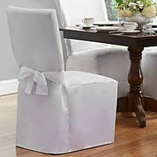 dining room chairs covers dining room chair covers slipcovers seat covers bed bath beyond