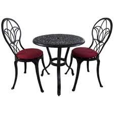 Sunbrella Bistro Chair Cushions Sunbrella Outdoor Bistro Sets Shop The Best Deals For Nov 2017