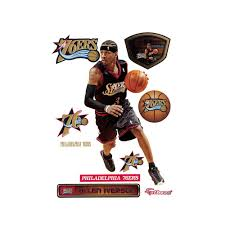nba wall decals wall decor the home depot 72 in