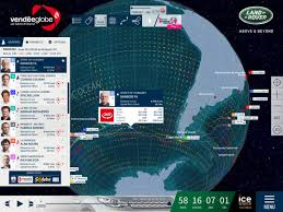 Cape Horn Map Vendée Globe 2017 January U2013 Sailing 8th U2013 Nandor Fa Soh77