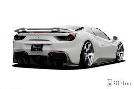 ferrari 488 ferrari 488 gtb from rowen is 100 japanese tuning autoevolution